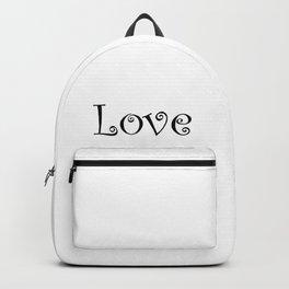 Love Always Backpack