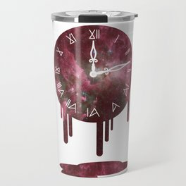 The Persistence of Memory Travel Mug
