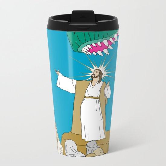 Jesus, Etc. Metal Travel Mug