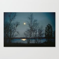 Spirit of the Night Canvas Print