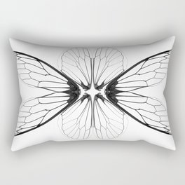 Cicada wings Rectangular Pillow