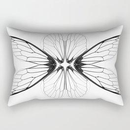 Cicada wings Rectangular Pillow