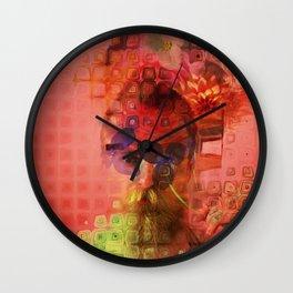 Destructuring Wall Clock