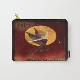 FAERIE GOTH MOTHER - 033 Carry-All Pouch