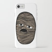 potato iPhone & iPod Cases featuring Potato by David Ernst