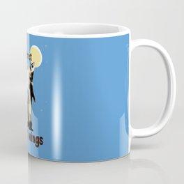 if a ferret gets wings... Coffee Mug