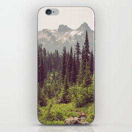 Faraway - Wilderness Nature Photography iPhone Skin