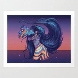 Soul Awakening Art Print