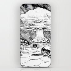 After war..... iPhone & iPod Skin