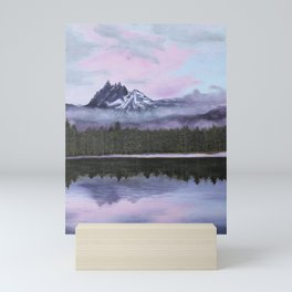 Three-Fingered Jack Looking Over Marion Lake Mini Art Print