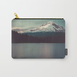Sunset at Trillium Lake Carry-All Pouch