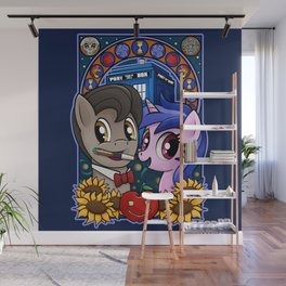 Ponies are Cool Wall Mural