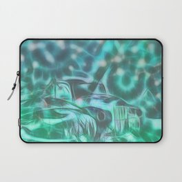 Underwater wreck Laptop Sleeve