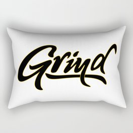 Grind Rectangular Pillow