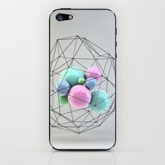 Polygon 01 iPhone & iPod Skin