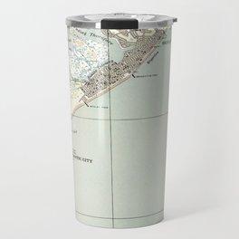 Vintage Map of Atlantic City NJ (1941) Travel Mug
