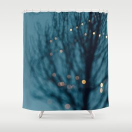 Sparkle and Dance No. 2 Shower Curtain