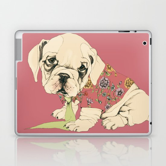 he would never do it, 2 Laptop & iPad Skin
