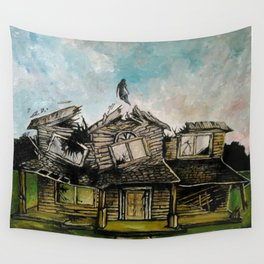 Pierce The Veil Oil Painting Wall Tapestry