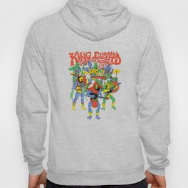 king gizzard and the lizard wizard Hoody