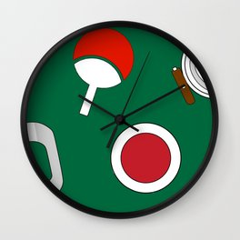Team 7 Wall Clock
