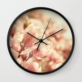 Moments of Supreme Happiness Wall Clock