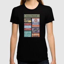 Wizarding Labels T-shirt