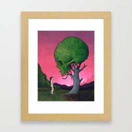 Low-Hanging Fruit Framed Art Print