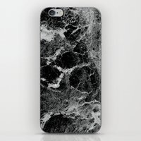 marble iPhone & iPod Skins featuring Marble by Three of the Possessed