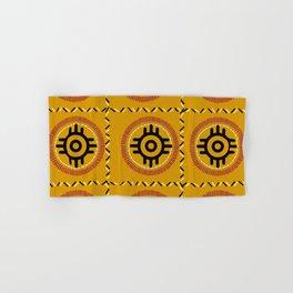 Tribal Print Hand & Bath Towel