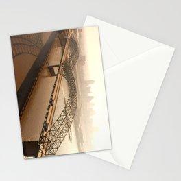 Hernando de Soto Bridge in Memphis Stationery Cards