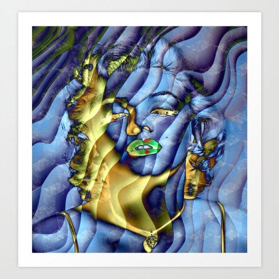maril  Art Print