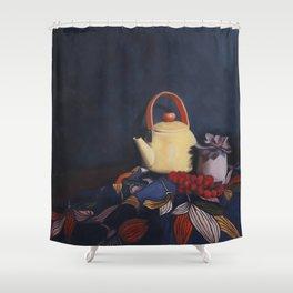 TheTeapot Shower Curtain