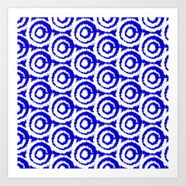 Seamless Patterns Art Print