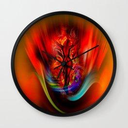 Fantasy 3 Wall Clock