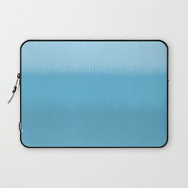 Deep in the Heart of Blue Laptop Sleeve