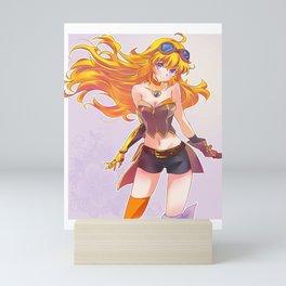 RWBY Yang Xiao Long Mini Art Print