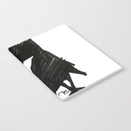 Nevermore! The Raven - Edgar Allen Poe Notebook