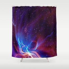 Nebulaic Shower Curtain