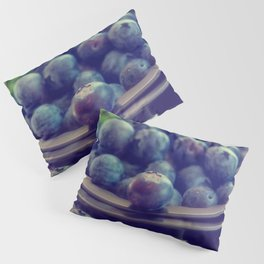 #edeles #blueberries #kitchens #desing #picture #decoration Pillow Sham