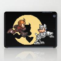 tintin iPad Cases featuring Mega TinTin Man by 84Nerd