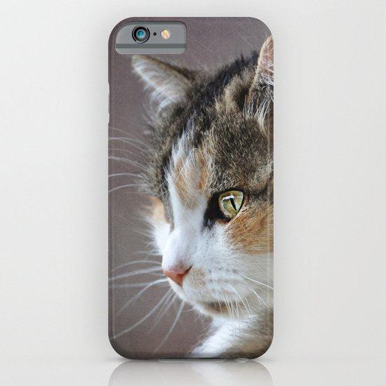 Cassie's Portrait iPhone & iPod Case