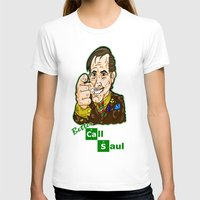 better call saul T-shirts featuring Better Call Saul...  Attorney Saul Goodman from Breaking Bad  by beetoons