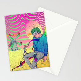 Marinero - Chican@ Stationery Cards