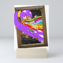 Cosmit! Mini Art Print