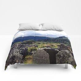 Glendalough, Ireland Comforters