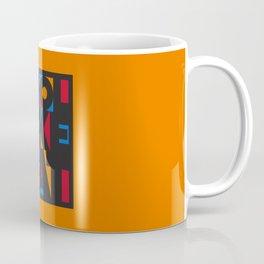 Cool Like Dat - Orange Coffee Mug