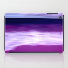 purple beach XII iPad Case