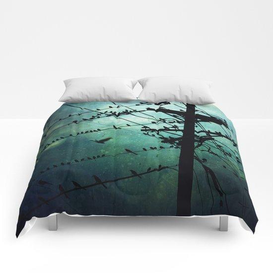 Bird City Comforters