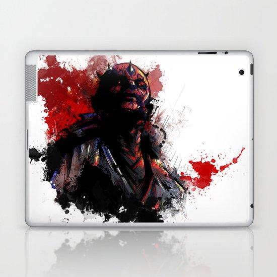 The Dark Side Laptop & iPad Skin